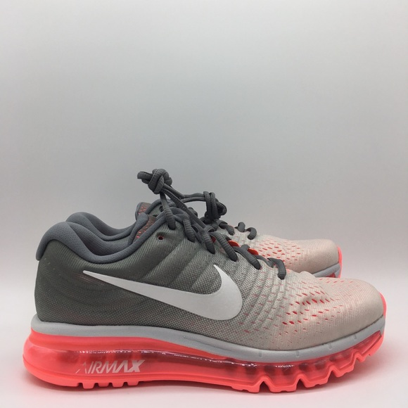 Nike Shoes   Nike Air Max 27 Grey Lava